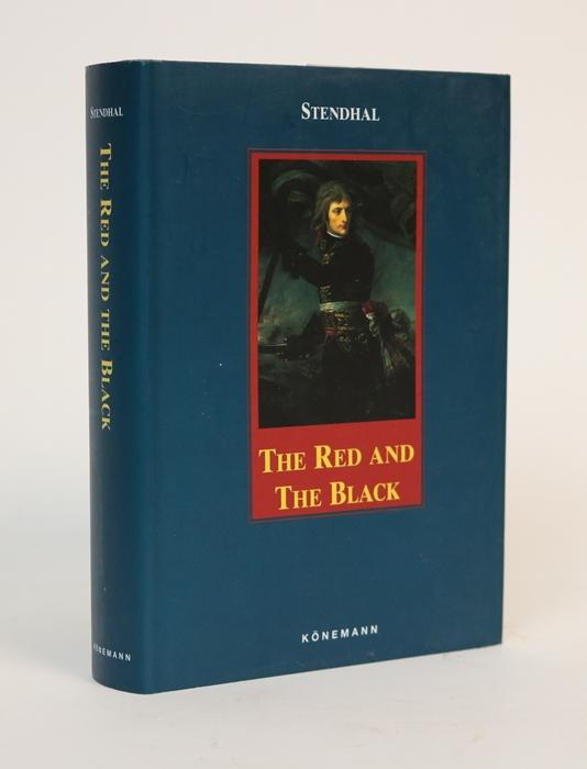 The Red and the Black. A Chronicle of the 19th Century. Stendal Konemann.