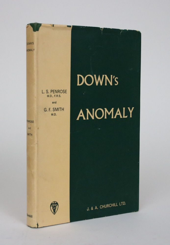 Down's Anomaly. L. S. Penrose, G. F. Smith.