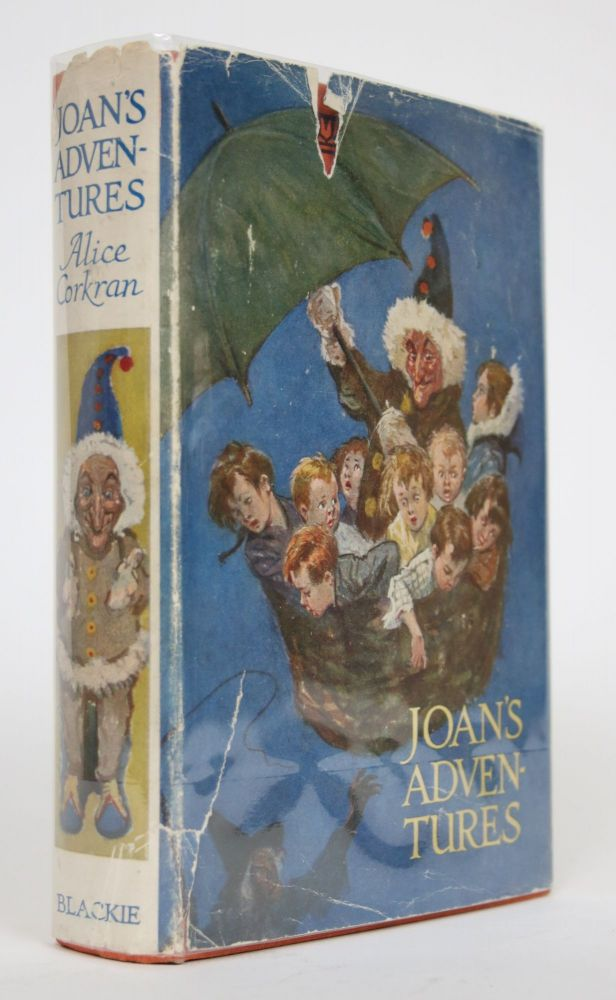 Joan's Adventures, At the North Pole and Elsewhere. Alice Corkran.