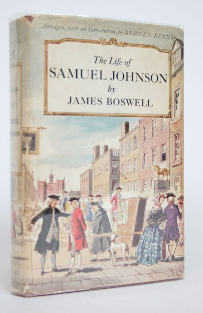 The Life of Samuel Johnson. James Boswell.