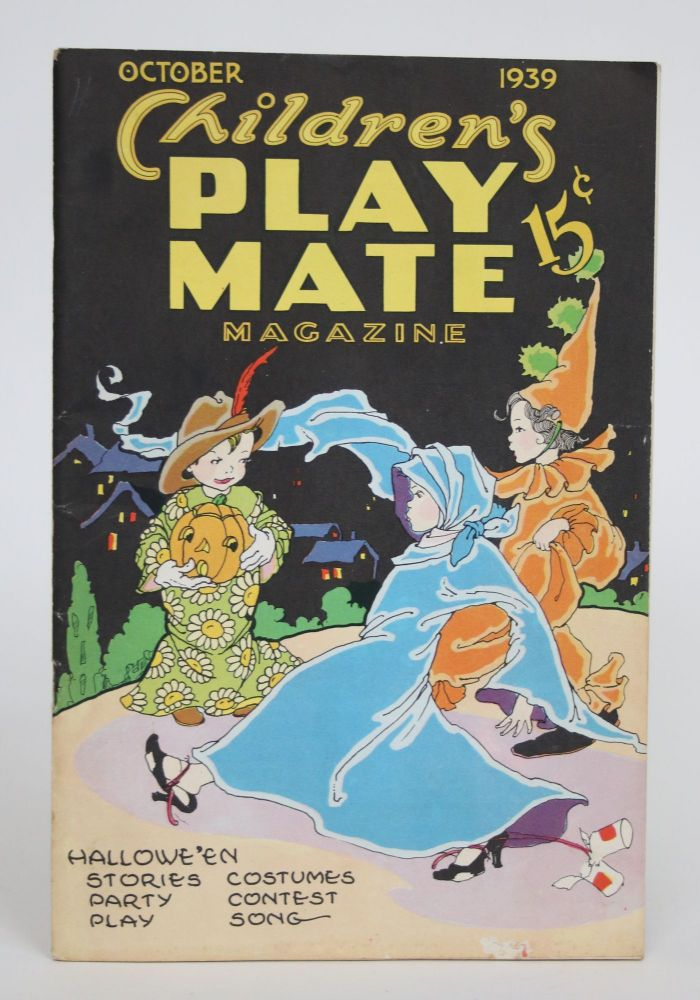Children's Play Mate Magazine. Esther Cooper.