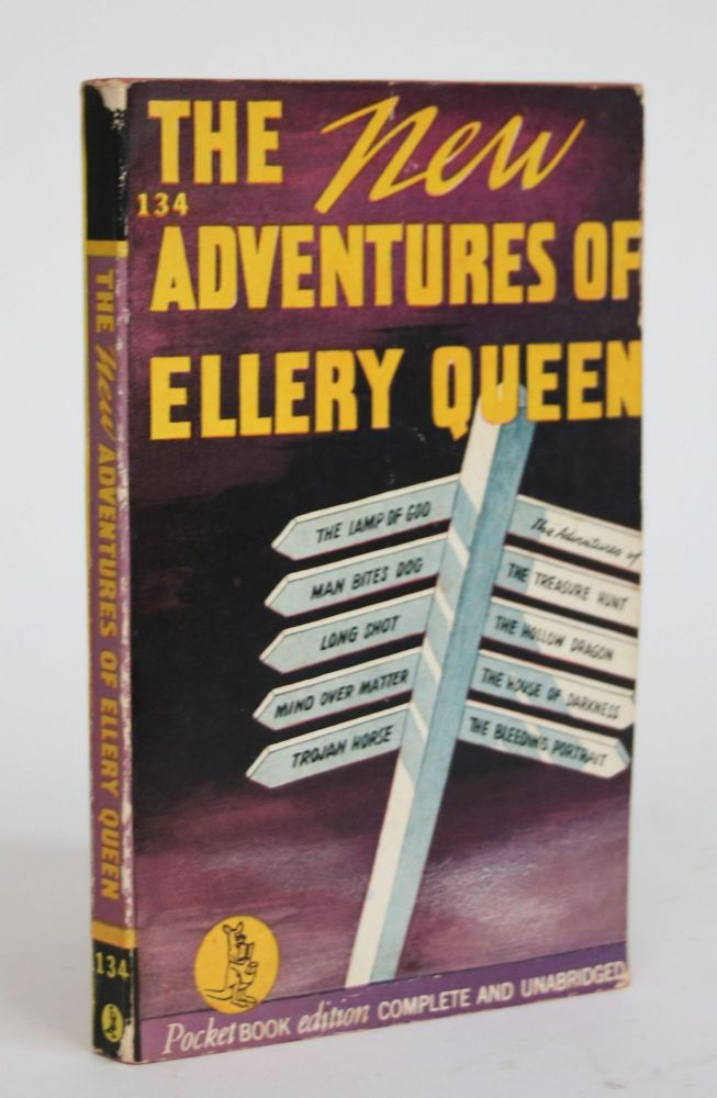 The New Adventures of Ellery Queen. Ellery Queen.