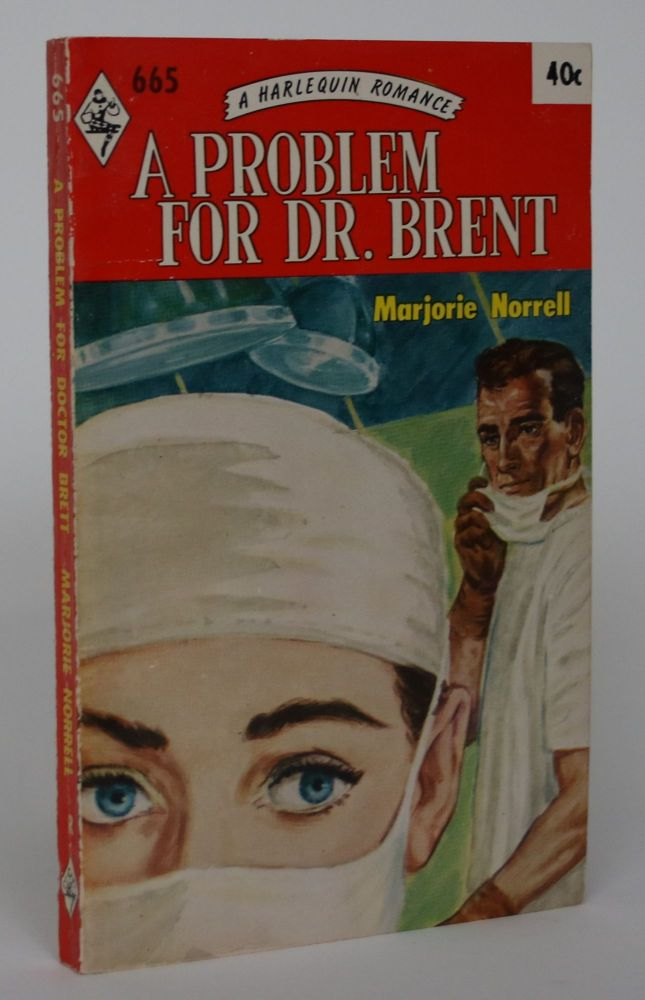 A Problem for Dr. Brent. Marjorie Norrell.