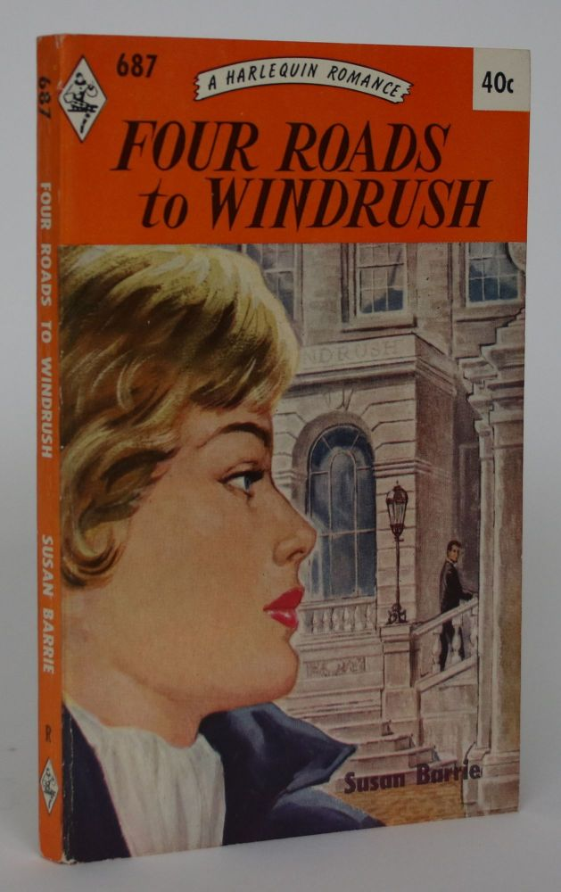 Four Roads to Windrush. Susan Barrie.