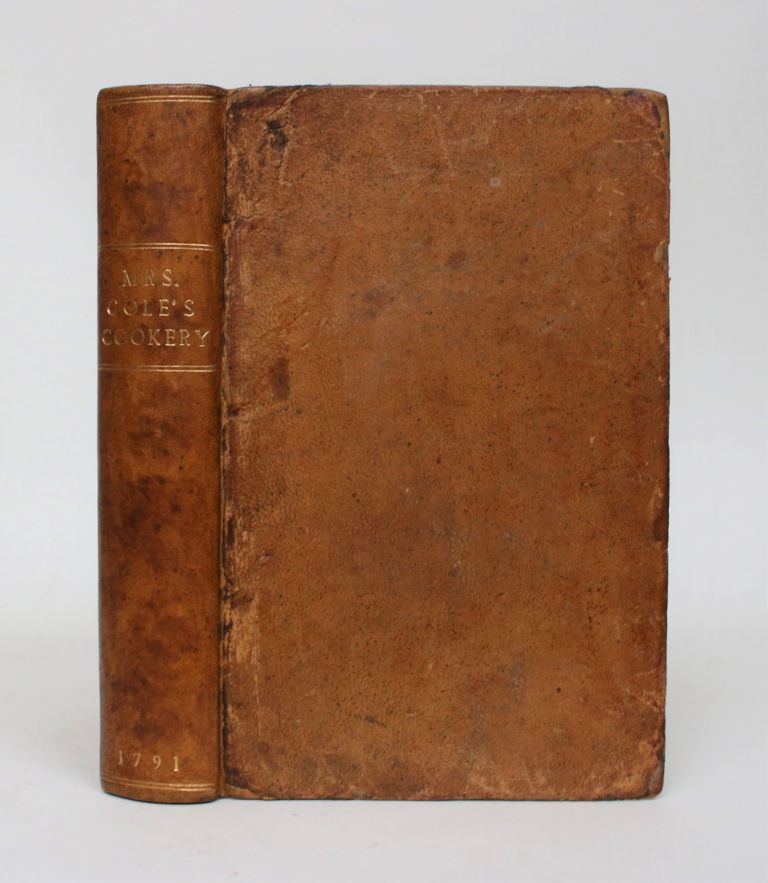The Lady's Complete Guide; or Cookery in All Its Branches. Mary Cole.