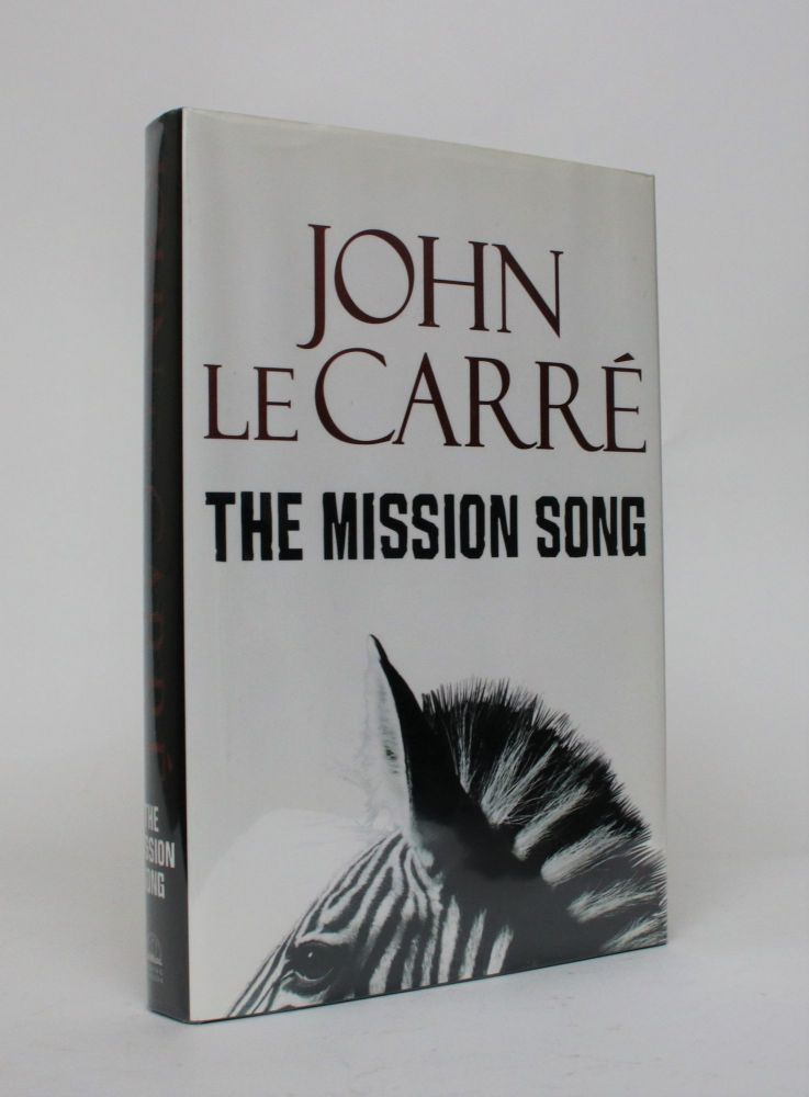 The Mission Song. John Le Carre.