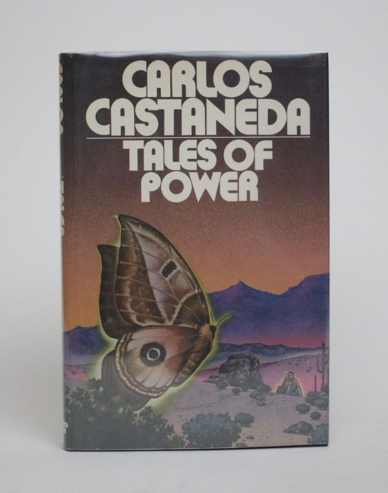 Tales of Power. Carlos Castaneda.