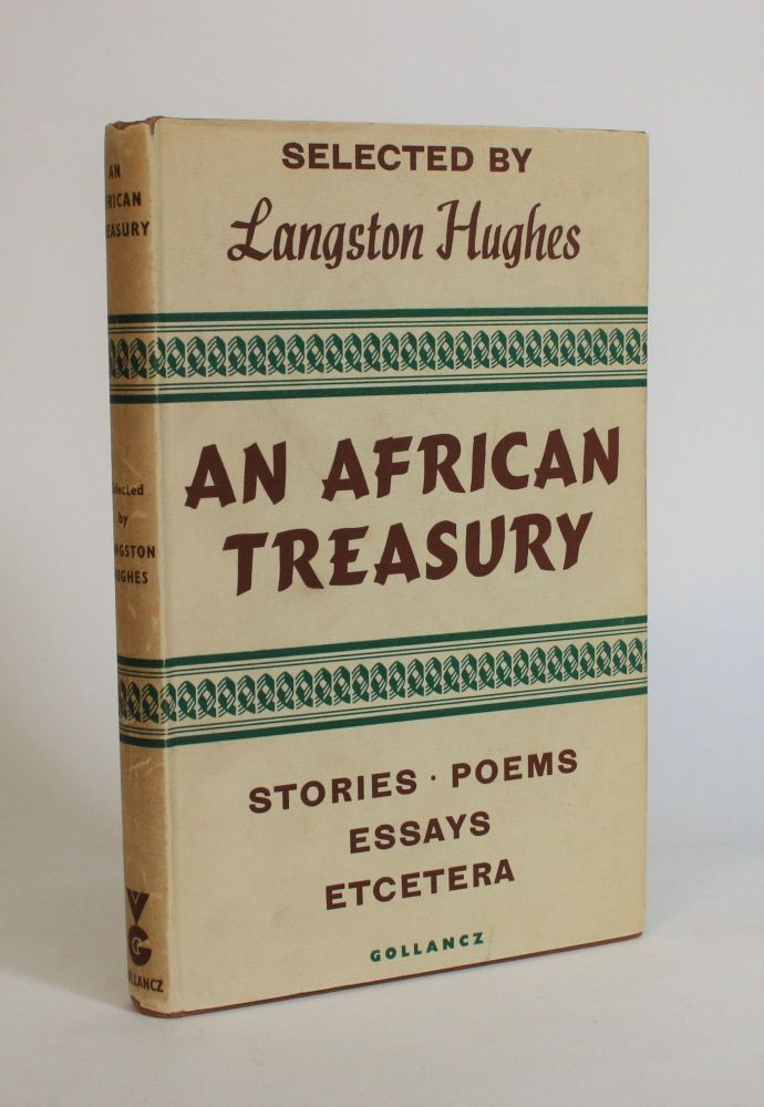 An African Treasury: Stories, Poems, Essays, Etcetera. Langston Hughes.