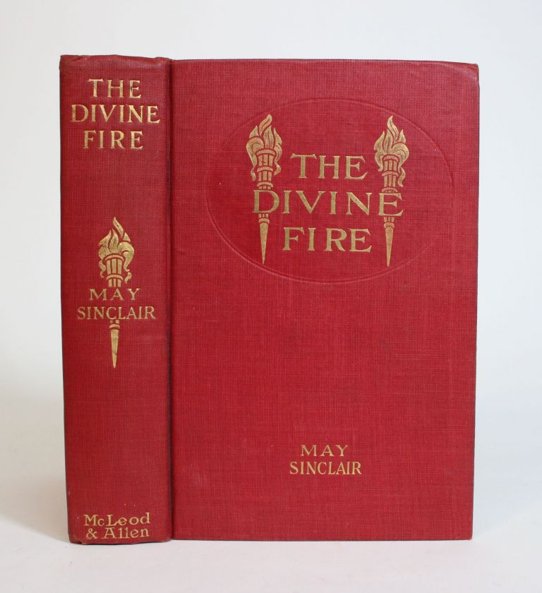 The Divine Fire. May Sinclair.