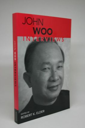 John Woo Interviews. Robert K. Elder, ed