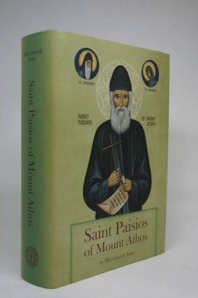 Saint Paisios of Mount Athos. Translated By Hieromonk Alexis (Trader) PhD, and Fr. Peter Heers....