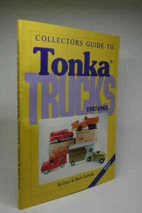 Collectors Guide to Tonka Trucks. 1947-1963