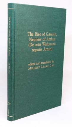 The Rise of Gawain, Nephew of Arthur (De ortu Waluuanii nepotis Arturi) [Garland Library of...