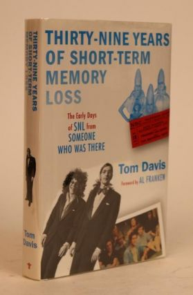 Thirty-Nine Years of Short-Term Memory Loss. Tom Davis