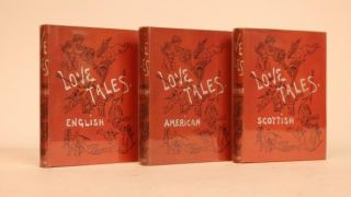 Love Tales [3 Vols: Scottish - English - American
