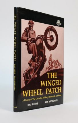 The Winged Wheel Patch. Max Burns, Ken Messenger