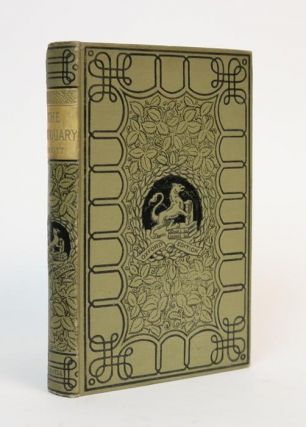 The Antiquary [Lovell's Oxford Edition]. Walter Scott.