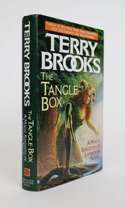 The Tangle Box. A Magic Kingdom of Landover Novel. Terry Brooks