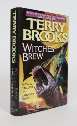 Witches' Brew. a Magic Kingdom of Landover Novel. Terry Brooks