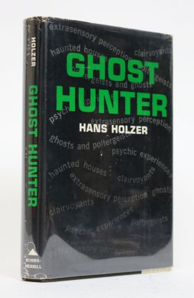 Ghost Hunter. Hans Holzer.