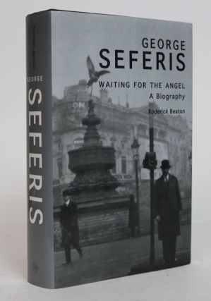 George Seferis. Waiting for the Angel. Roderick Beaton