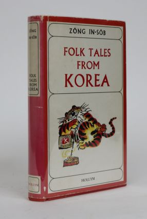 Folk Tales from Korea. Zong In-Sob