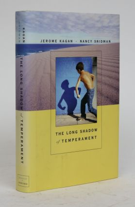 The Long Shadow of Temperment. Jerome Kagan, Nancy Snidman