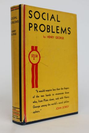 Social Problems. Henry George