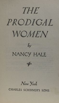 The Prodigal Women