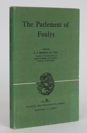 The Parlement of Foulys. Geoffrey Chaucer