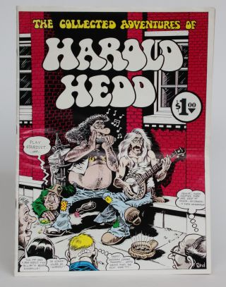 The Collected Adventures of Harold Hedd. Rand Holmes
