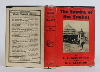 The Empire of the Snakes. F. G. Carnochan, Hans Christian Adamson