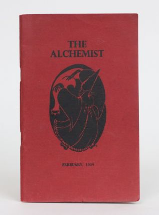 The Alchemist: The Official Organ of The Glasgow University Alchemists' Club. Shan Sutherland