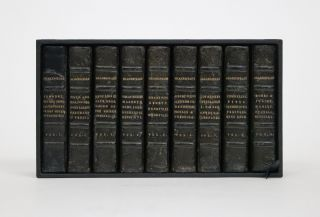The Plays of Shakespeare, in 9 Volumes. William SHAKESPEARE