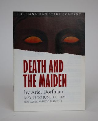 Death and the Maiden. Ariel Dorfman