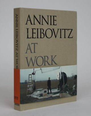 At Work. Annie Leibovitz