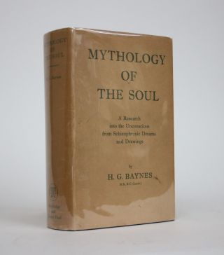 Mythology of the Soul: A Research Into the Unconscious from Schizophrenic Dreams and Drawings. H....