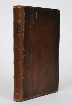 A Treatise on Opium, Founded Upon Practical Observations. George Young
