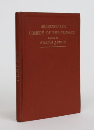 Shakespeare's Comedy of the Tempest. William J. Rolfe