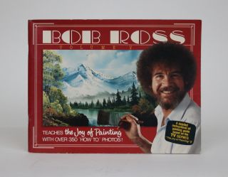 The Joy of Painting with Bob Ross, Volume V. Bob Ross