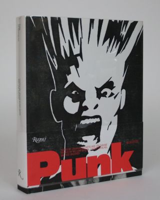 Punk: An Aesthetic. Johan Kugelberg, Jon Savage, William Gibson, Linder Sterling, Lee Vaucher