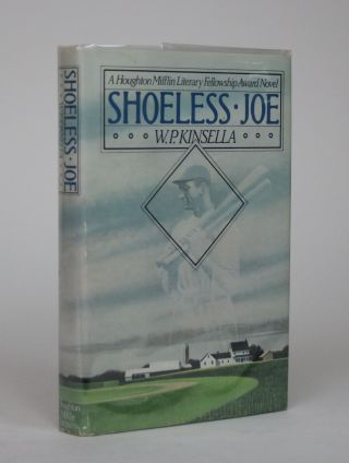 Shoeless Joe. W. P. Kinsella, William Patrick