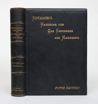 Handbook for Gas Engineers and Managers. Thomas Newbigging