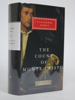 The Count of Monte Cristo. Alexandre Dumas