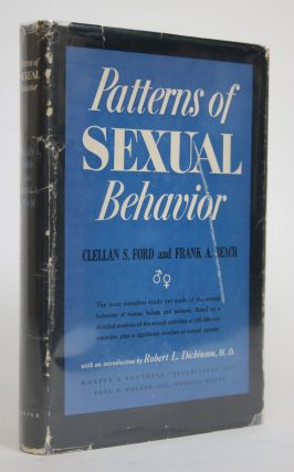 Patterns of Sexual Behavior. Clellan S. And Frank A. Beach Ford