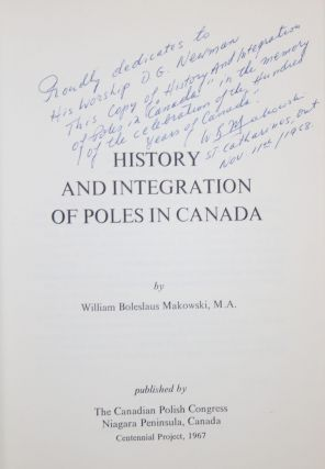 History of Integration of Poles in Canada