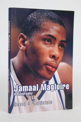 Jamaal Magloire: A Biography. David A. Goldstein