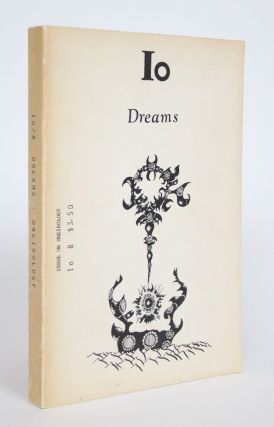 Dreams; Issue on Oneirology. Richard Grossinger, Lindy Hough
