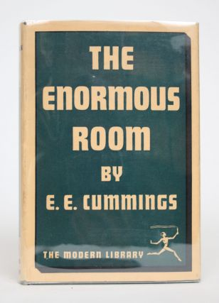 The Enormous Room. Cummings. E. E