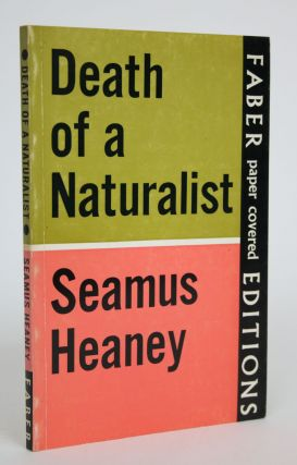 Death of Naturalist. Seamus Heaney